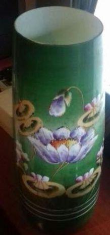 Ancien vase Napoléon opaline