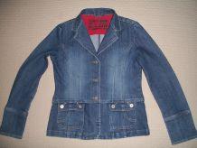 veste en jeans Liberto T 16
