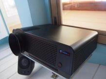 Vidéoprojecteur MEDIALY Z500 projecteur à leds HD