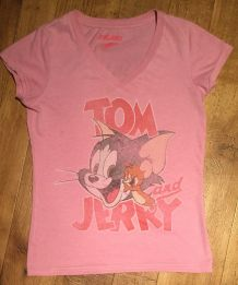 T-Shirt Tom & Jerry