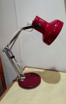 Lampe de bureau vintage 60's