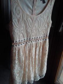 Jennyfer robe dentelle