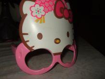 Lunettes plastique Hello Kitty