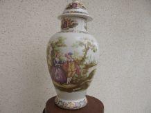 vase signé Fragonard