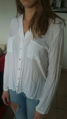 chemise blouse only taille 38