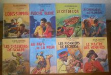 Le livre d'aventures - édition Tallandier - 1952