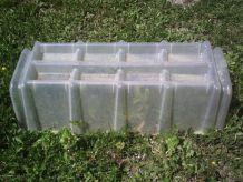 lot de 5 serres en plastique rigide