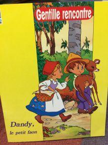Dandy le petit faon, 1992
