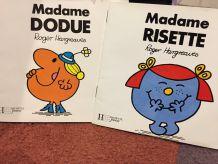 Madame Dodue Madame Risette
