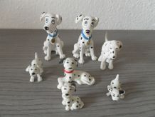 Figurines dalmatien