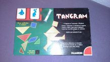 Jeu origami Tangram