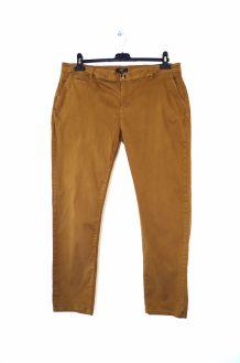 Pantalon chino 1.2.3 caramel T46