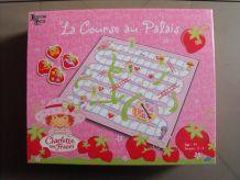 """Jeu Charlotte aux fraises """"La course au palais"""""""