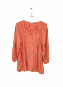 Blouse rouille J. RIU 44 TBE
