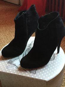 Boots talons hauts Minelli