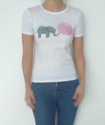 T-shirt Wooop
