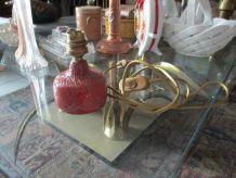 Lampe céramique style Vallauris