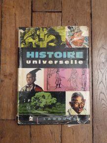 Histoire Universelle - Tome 2 - Larousse- De Marcel Dunan- 1960
