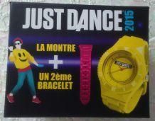 Montre Just Dance