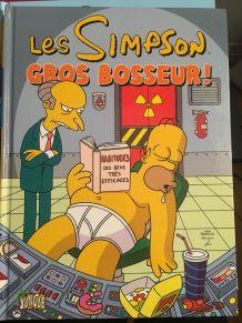 """Lot de 5 BD """"Les Simpsons"""" (6,7,8,9,10)"""