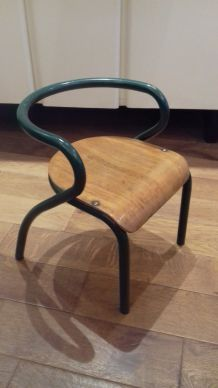 Chaise enfant Jacques Hitier