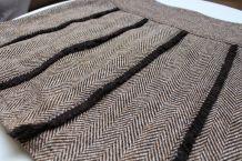 Mini jupe Monoprix en tweed