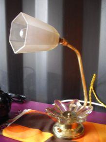 lampe bénitier 1950's