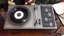 Tourne disques Philips Stéréo 400