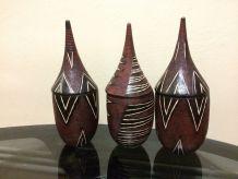 Objet d'art Africain