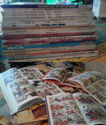 lot de 40 belles bandes dessinées variées