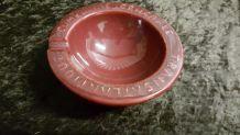 Cendrier  ceramique transatlantique