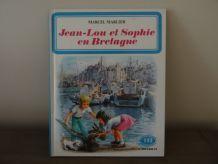 Livre Jean-Lou et Sophie en Bretagne