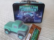 lot  goodies   monster trucks