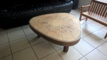 table tripode  Barois