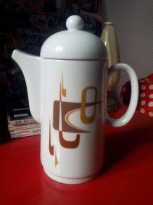 Cafetière en porcelaine - Schirnding Bavaria - vintage 60/70
