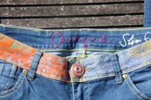 Magnifique jean clair DESIGUAL T42