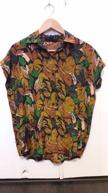 blouse / chemisier vintage