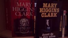 livres de Marry Higgins Clark