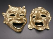 Masques De La Commedia Dell Arte