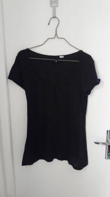 T-shirt noir H&M Divided