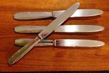 Couteaux années 50