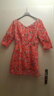 robe printanière h&m