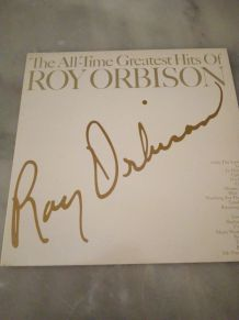 "DOUBLE VINYLE 33 TOURS ROY ORBISON ""THE ALL TIME GREATEST HITS"""