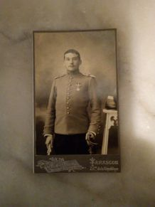 PHOTO PORTRAIT D'UN MILITAIRE PHOTO MODERN TARASCON