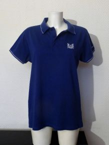 Polo / Tee Shirt Bleu Royal - Taille XL-Neuf- Jean Louis Scherrer