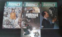 Harbinger tomes 1 à 3 + Harbinger Wars (Valiant, Panini)