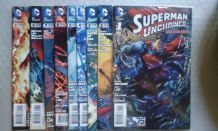 Superman Unchained (New 52)