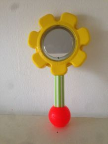 Rattle flower Fisher price