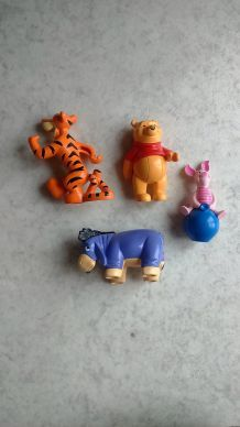Figurines Winnie l'ourson