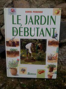Le jardin du débutant - Bordas